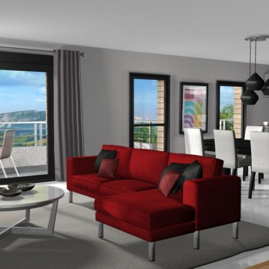 LES ORCHIDEES : Apartment | CHALLEX (01630) | 66.00m2 | 329 850 €